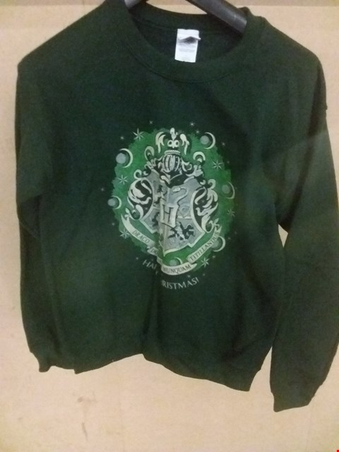 Lot 5087 BRAND NEW SMALL HARRY POTTER - HAPPY HOGWARTS SWEATSHIRT
