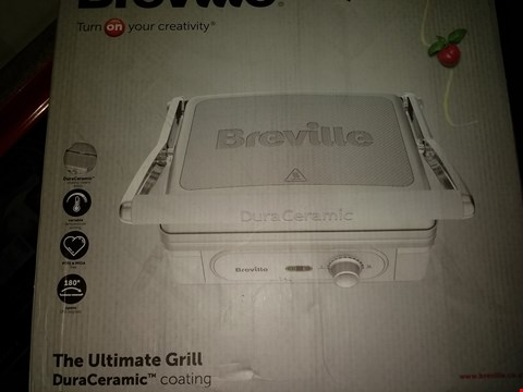 Lot 2226 BREVILLE-THE ULTIMATE GRILL