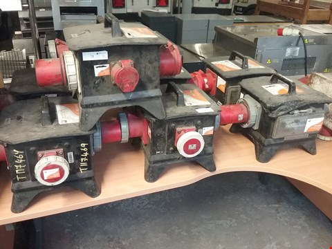 Lot 1083 APPROXIMATELY 8 INLINE DISTRIBUTION BOXES