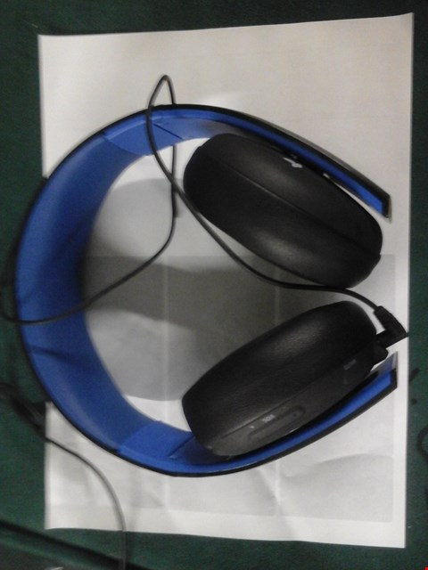 Lot 1055 OFFICIAL SONY WIRELESS STEREO HEADSET 2 RRP £115