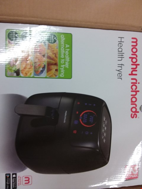Lot 9567 MORPHY RICHARDS HEALTH FRYER
