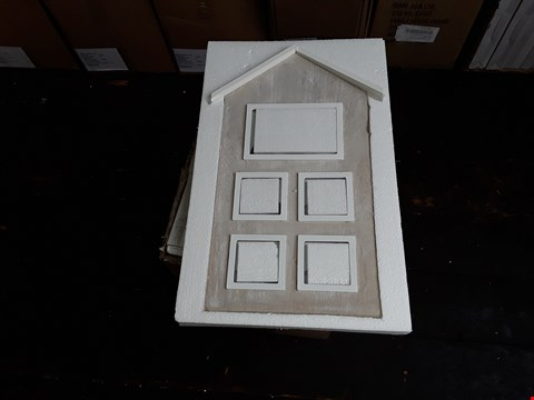 Lot 205 2 BOXES TO AMOUNT TO APPROXIMATELY 10 FAMILY HOUSE FRAMES