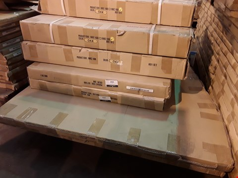 Lot 12117 PALLET OF ASSORTED BOXED OFFICE PARTS, INCLUDING, 5 × IMBC1800 OAK, 2 × SU71000OAK,2 × WVTOP 1410.