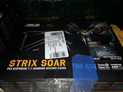 Lot 80 ASUS STRIX SOAR 7.1 GAMING SOUNDCARD