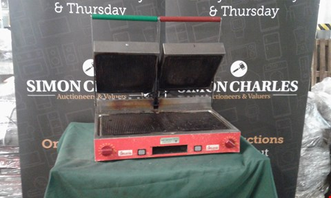 Lot 133 SIRMAN PANINI GRILL COMMERCIAL