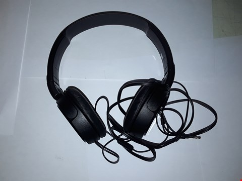 Lot 5038 SONY ZX310AP ON-EAR HEADPHONES