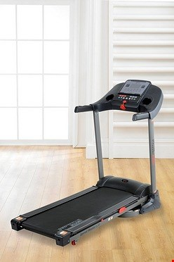 Lot 3109 BOXED COMPACT HOME TREADMILL