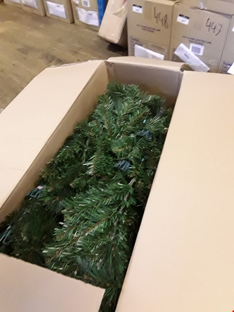 Lot 442 BOXED CHRISTMAS TREE