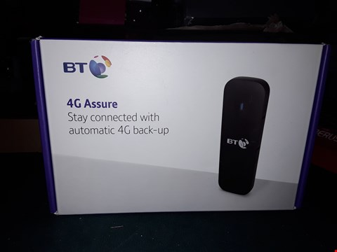 Lot 984 BT 4G ASSURE KIT
