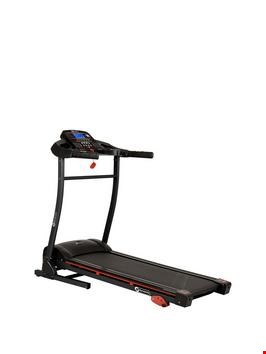 Lot 1038  T2000D FOLDABLE MOTORISED TREADMILL (1 BOX) RRP £319.99