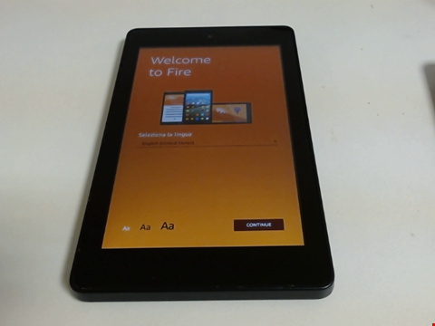 Lot 5179 AMAZON KINDLE MODEL PW98VM ANDROID TABLET