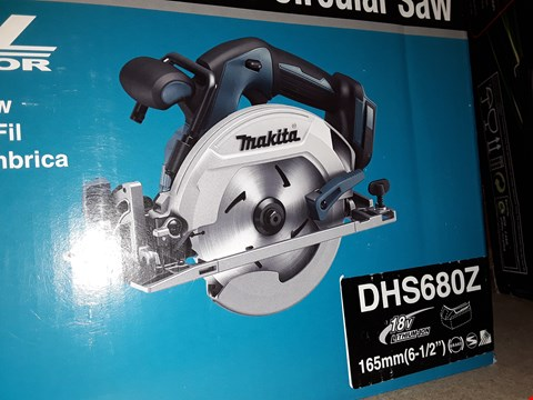 Lot 541 MAKITA CORDLESS CIRCULAR SAW