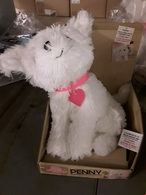 Lot 3582 ANIMAGIC PENNY MY CUTE AND CURIOUS PUPPY RRP £18.99