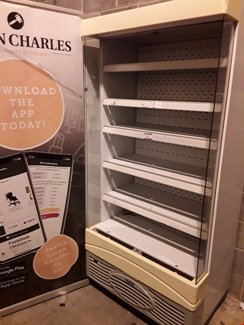 Lot 3053 COSTAN GALL REFRIGERATED DISPLAY UNIT