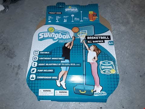 Lot 10862 BOXED GRADE 1 ALL SURFACE BASKETBALL  RRP £39.99