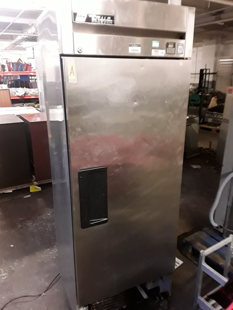 Lot 10044 TRUE TALL COMMERCIAL FREEZER