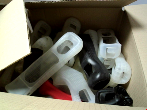 Lot 6226 BOX OF ASSORTED SILICONE CASES ETC