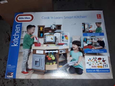 Lot 5210 GRADE 1 BOXED LITTLE TIKES COOK N LEARN KITCHEN RRP £189.99