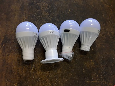 Lot 2343 LOT OF 5 PRODUCTS TO INCLUDE HOME REFLECTIONS BO COPPER OUTDOOR LIGHT, COZEE HOME FAUX MINK PILLOW SHAM, COB LIGHTBULBS X4 ETC