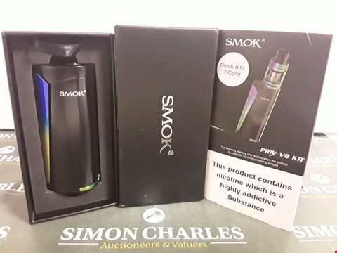 Lot 1160 SMOK PRIV V8 KIT ELECTRONIC CIGARETTE