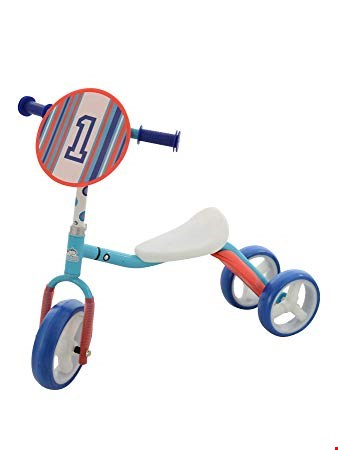 Lot 51 BOXED SMALL WONDERS SIT N SCOOT - BOYS  RRP £39.99