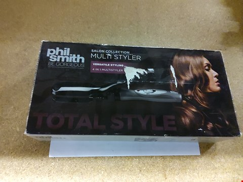Lot 2020 PHIL SMITH SALON COLLECTION MULTI STYLER