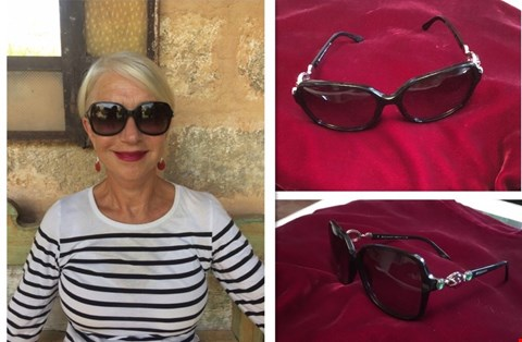 Lot 11 SHADES DONATED BY BRITISH ACTRESS DAME HELEN MIRREN