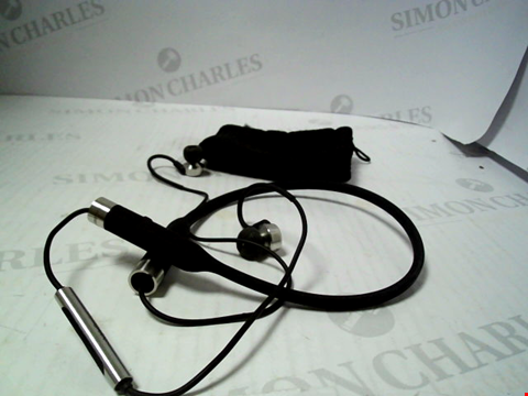 Lot 15872 RHA MA750 WIRELESS: BLUETOOTH NOISE ISOLATING IN-EAR HEADPHONES WITH UNIVERSAL REMOTE & MICROPHONE