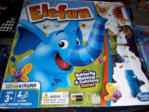 Lot 534 ELEFUN & FRIENDS)  THE BUTTERFLY CATCHING GAME