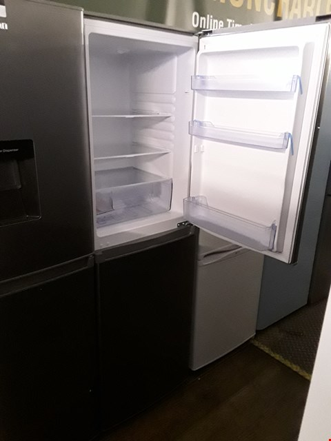 Lot 76 SWAN STAINLESS STEEL SR8160 172CM 50/50 FRIDGE FREEZER RRP £279.99