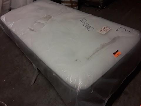 Lot 40 QUALITY BAGGED 3' SINGLE PILLOW TOP MATTRESS