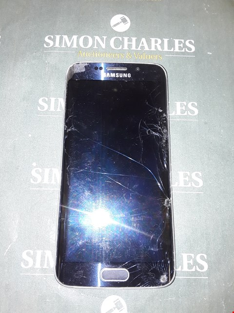 Lot 4832 SAMSUNG GALAXY MOBILE PHONE