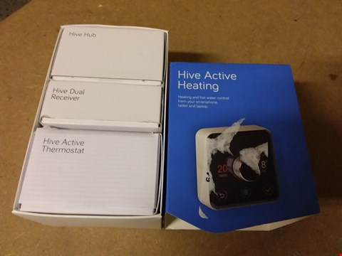 Lot 873 HIVE ACTIVE HEATING CONTROL FROM YOUR SMART PHONE