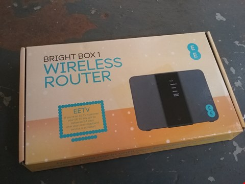 Lot 11077 BRIGHT BOX 1 WIRELESS ROUTER