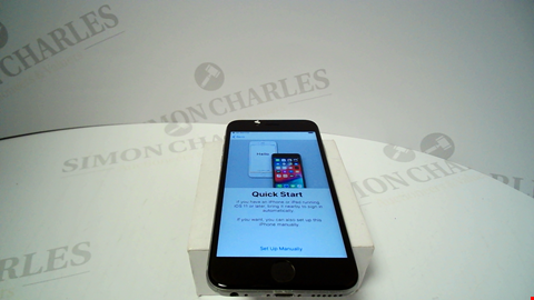 Lot 79 APPLE IPHONE 6 SMARTPHONE MODEL A1586 (CAPACITY UNKNOWN)