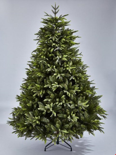 Lot 2021 BOXED GRADE 1 8FT SHERWOOD REAL LOOK TREE (1 BOX)