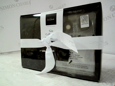 Lot 10055 HOTEL CHOCOLAT THE GIN COLLECTION HAMPER RRP £19.99