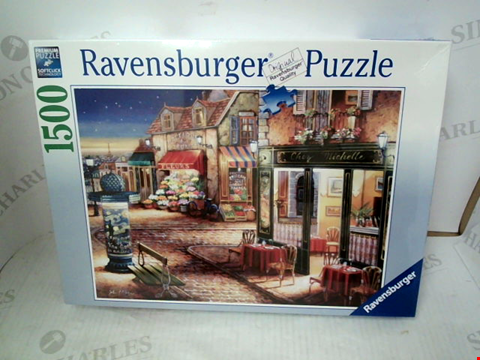 Lot 3094 RAVENSBURGER 1500-PIECE JIGSAW PUZZLE