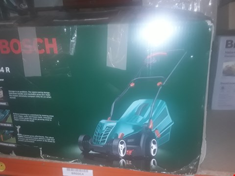 Lot 9541 BOSCH ROTAK 34 R LAWNMOWER
