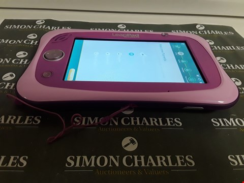 Lot 2384 LEAPFROG LEAPPAD ULTIMATE - PINK RRP £165.00