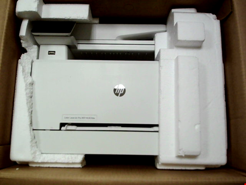 Lot 11325 HP COLOUR LASERJET PRO M283FDW MULTI-FUNCTION PRINTER
