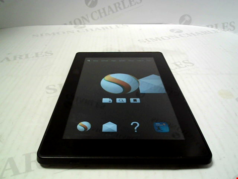 Lot 6159 AMAZON KINDLE FIRE HD (3RD GENERATION) TABLET