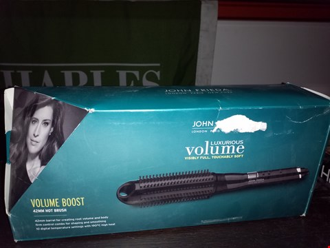 Lot 31 BOXED JOHN FRIEDA VOLUME BOOST HOT BRUSH