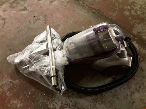 Lot 543 VYTRONICS PET01 GREY/PURPLE VACUUM CLEANER