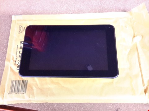 """Lot 386 MIKONA 7"""" 8GB QUADCORE ANDROID 5 TOUCH SCREEN TABLET BLACK"""