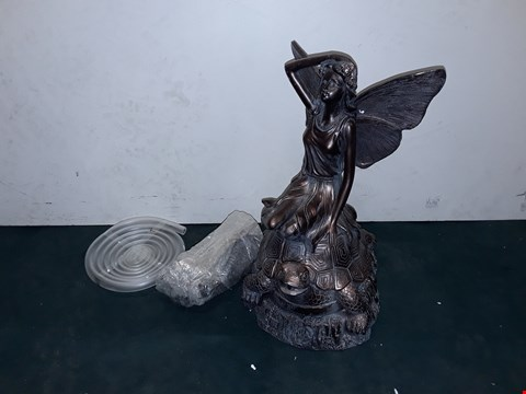 Lot 261 FAIRY THEMED OUTDOOR WATER FEATURE