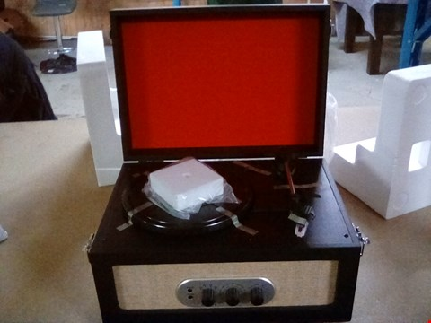 Lot 2011 60'S STYLE RECORD PLAYER WITH LEGS