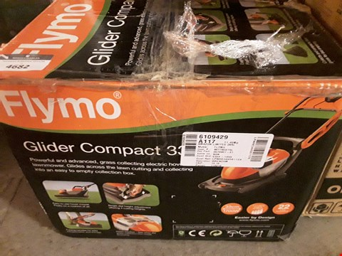 Lot 4682 FLYMO GLIDER COMPACT 330VC