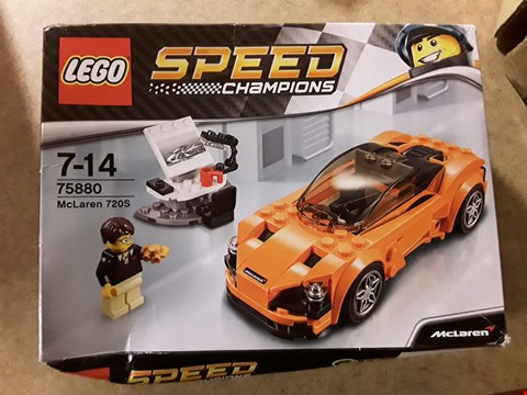 Lot 2010 LOT OF 3 ITEMS TO INCLUDE LEGO SPEED CHAMPIONS PACK, 720 MULTI FUNCTION DECORATIVE LIGHT PACK AND Q-KI MAKEUP SET