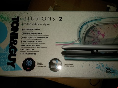 Lot 2016 TONI & GUY ILLUSIONS 2 LIMITED EDITION STYLER